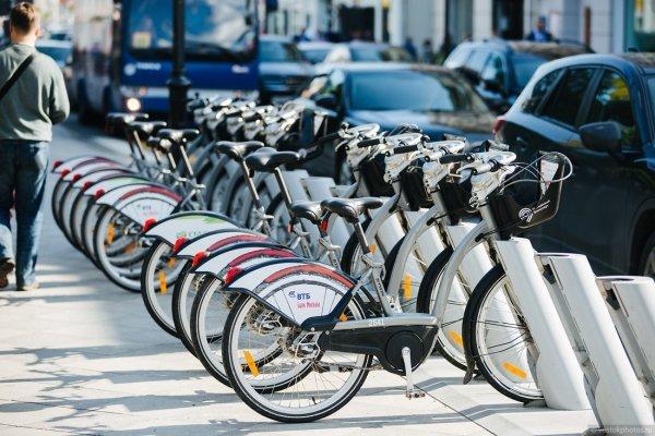 На развитие велопроката столичные власти готовы выделить более 740 млн рублей
