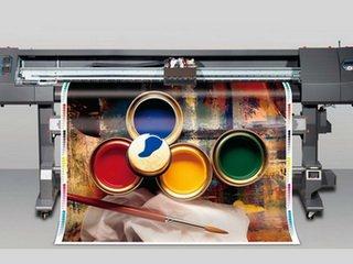 WOW banner: широкоформатная печать