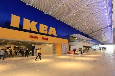 Штат IKEA в РФ будет сокращен на 5%