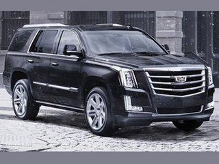 Cadillac Escalade: пять метров роскоши