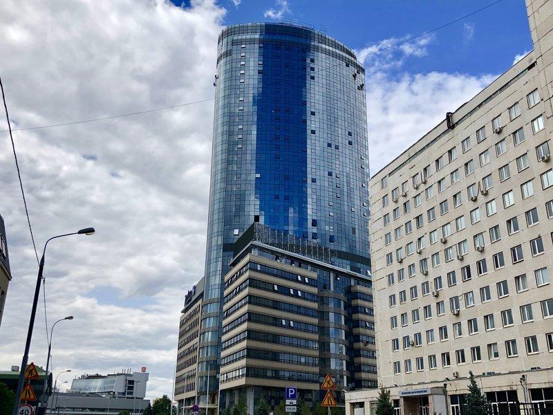 «ФСК ЕЭС» арендовала новый офисный центр группы «Сафмар»
