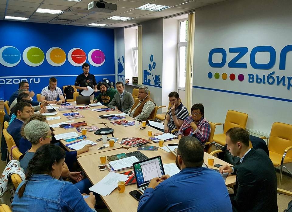 «Ozon» готовится к новым инвестиционным раундам