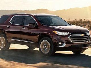 Обзор новой модели Chevrolet Traverse