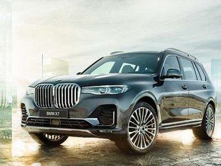 Все, что вы хотели знать о новом BMW X7