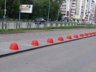 ООО «Топаз» -  лучший поставщик бетонных шаров и заградительных сооружений