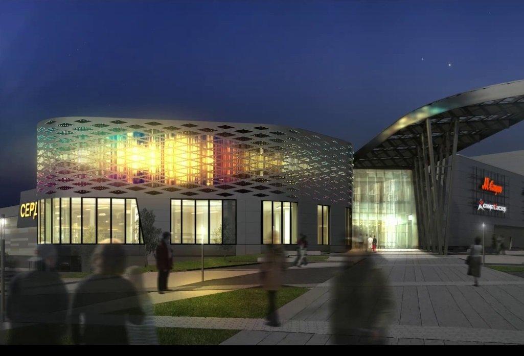 «PPF Group» возобновит строительство ТРЦ «Сердце Митино»