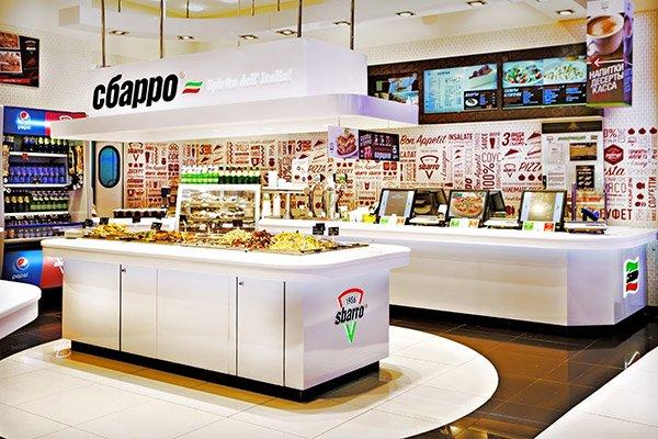 У российского «Sbarro» появился новый франчайзи