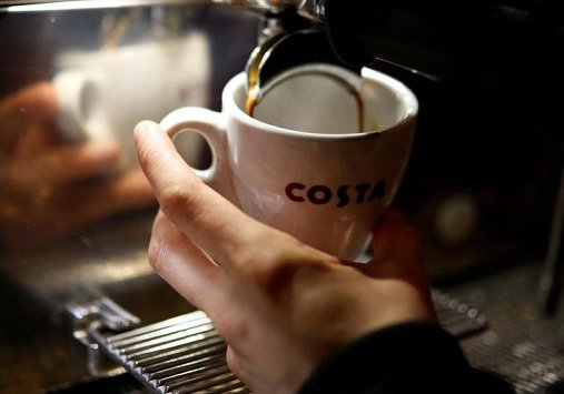 В салонах МТС и «Билайна» начали работать кофейни Costa Coffee