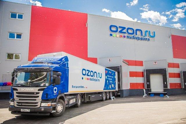 Фонд «Sistema_VC» нарастил долю в «Ozon»