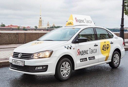 Водители «Яндекс.Такси» и «Ситимобил» получат бесплатные «шашечки»