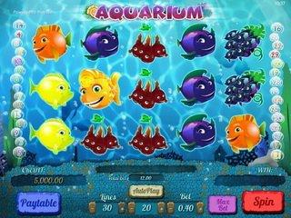 О чем следует помнить, выбирая игровой автомат Aquarium
