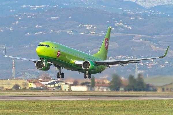 «S7 Group» переименуют в «S7 AirSpace Corporation»