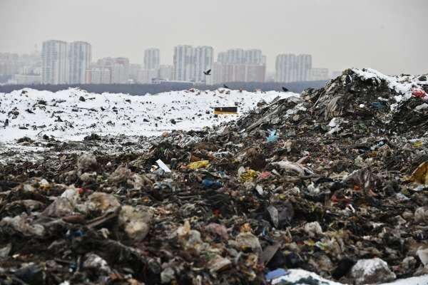 «ВЭБ.РФ» создаст особую схему финансирования системы переработки мусора в Подмосковье