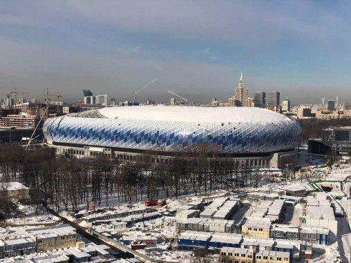 В МФК «ВТБ арена парк» пришел первый крупный арендатор