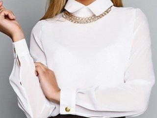 Учимся выбирать женские блузки
