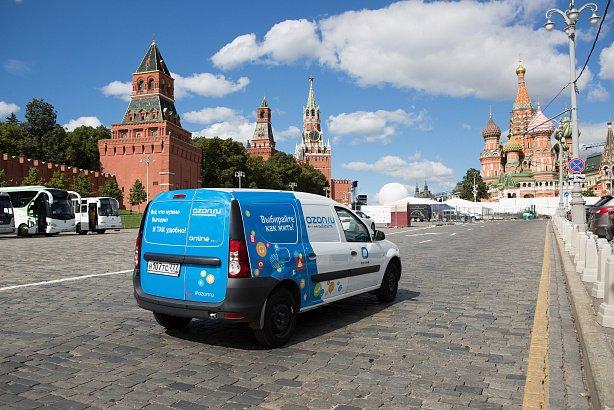 «Ozon» составит конкуренцию «Яндекс.Еде» и «Delivery Club»