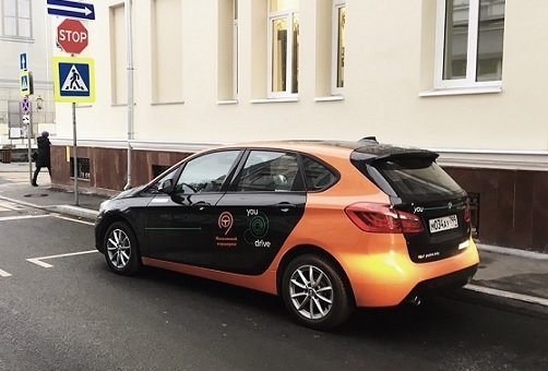 YouDrive планирует арендовать автомобили участных автовладельцев