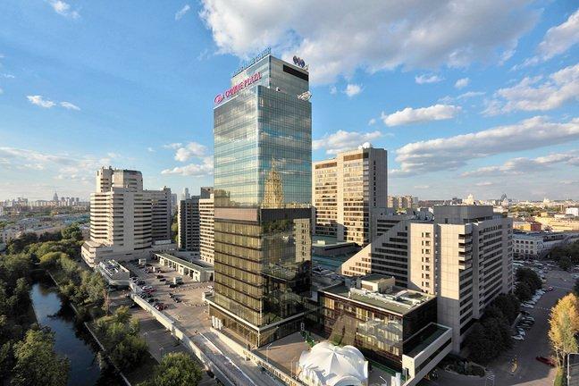 На территории ЦМТ могут появиться новые высотные здания