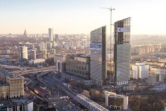 Новая штаб-квартира Сбербанка будет объединена со станцией метрополитена
