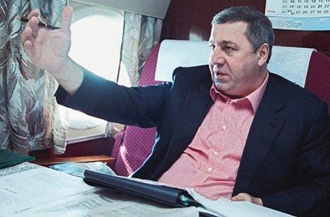 Гуцериев передал акции СФИ своему сыну