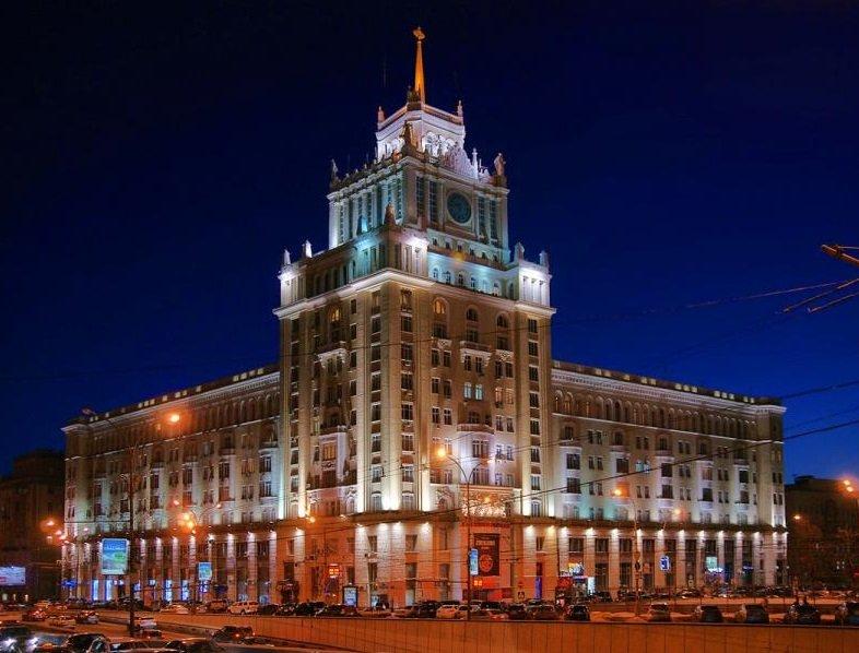 Группа «ВТБ» нашла покупателя на гостиницу «Пекин»