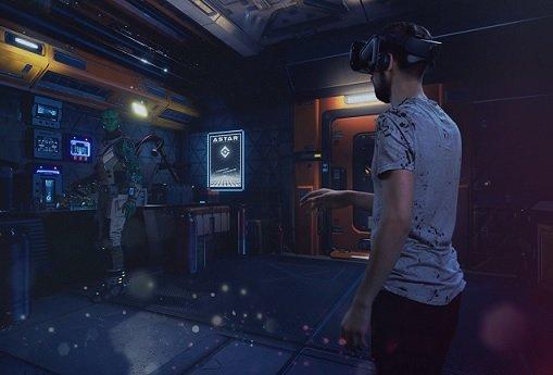 Сбербанк выступил в поддержку съемок интерактивной VR-киноленты