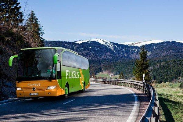 «Flixbus» едет в Россию
