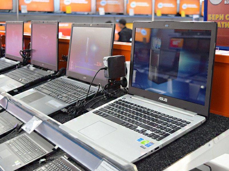 Продажи ноутбуков показали рост за счет кредитов