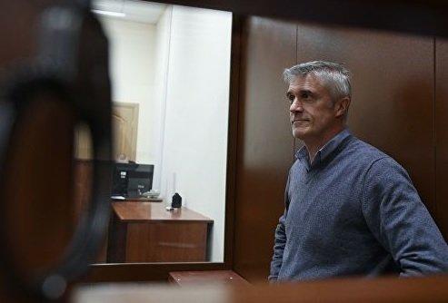 Глава Baring Vostok арестован