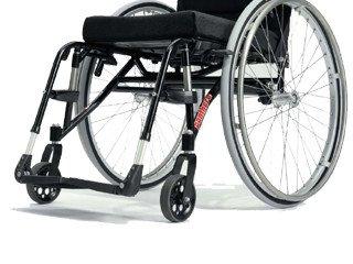 Особенности инвалидных колясок с ручным приводом