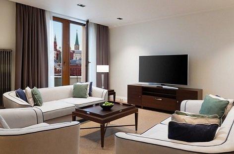 Стоимость аренды квартиры с видом на Кремль может достигать 2 млн рублей