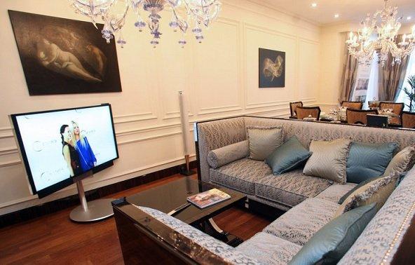 Стало известно количество московских квартир стоимостью от 1 млрд