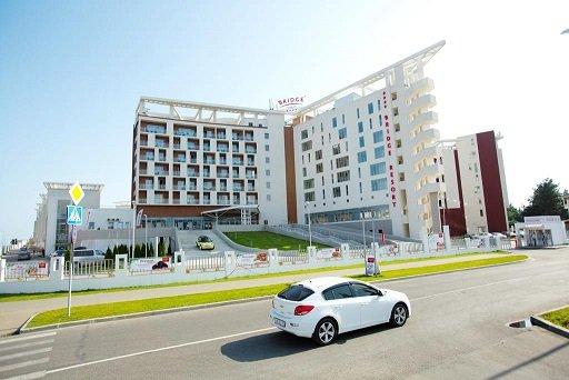 «Альфа-Групп» интересуется покупкой сочинской гостиницы разорившегося «Мостовика»