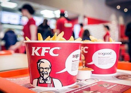 KFC анонсировала открытие в Москве casual-ресторана с куриными стейками