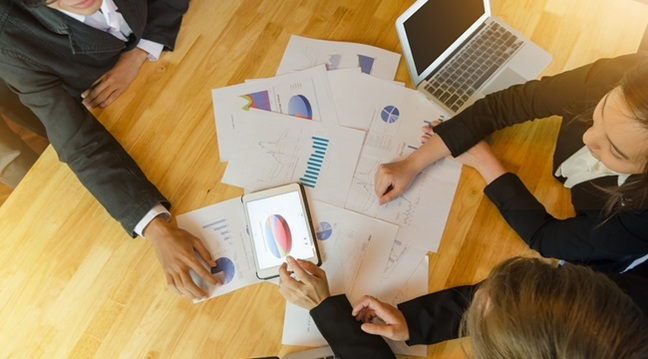 Карьера в сфере финансов в Москве - перспективное будущее!