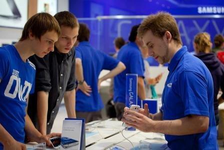 Samsung анонсировал расширение российской розничной сети