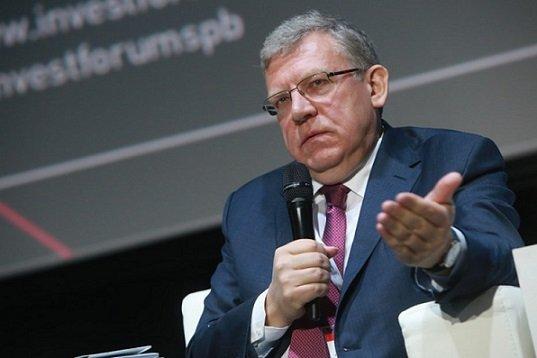 Кудрин раскритиковал министерства за слабые электронные базы