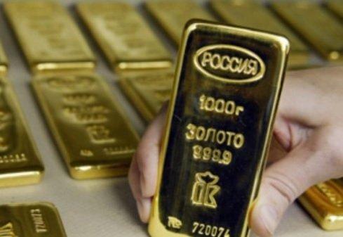 Золотые запасы страны достигли рекордного объема