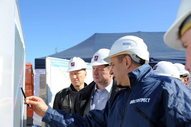 «Мостотрест» могут назначить генпорядчиком строительства трассы за 1 трлн рублей