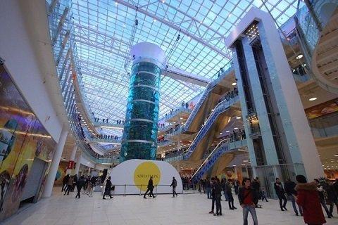 Россияне все реже наведываются в торговые центры даже ради досуга