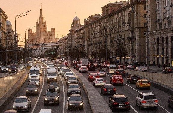 Названы самые грязные московские районы
