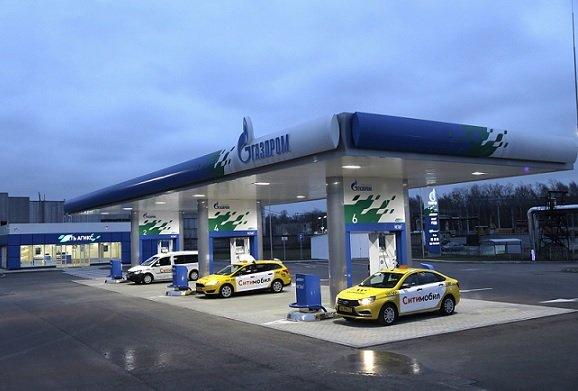 «Ситимобил» и «Газпром» запустили в Москве экологичное такси