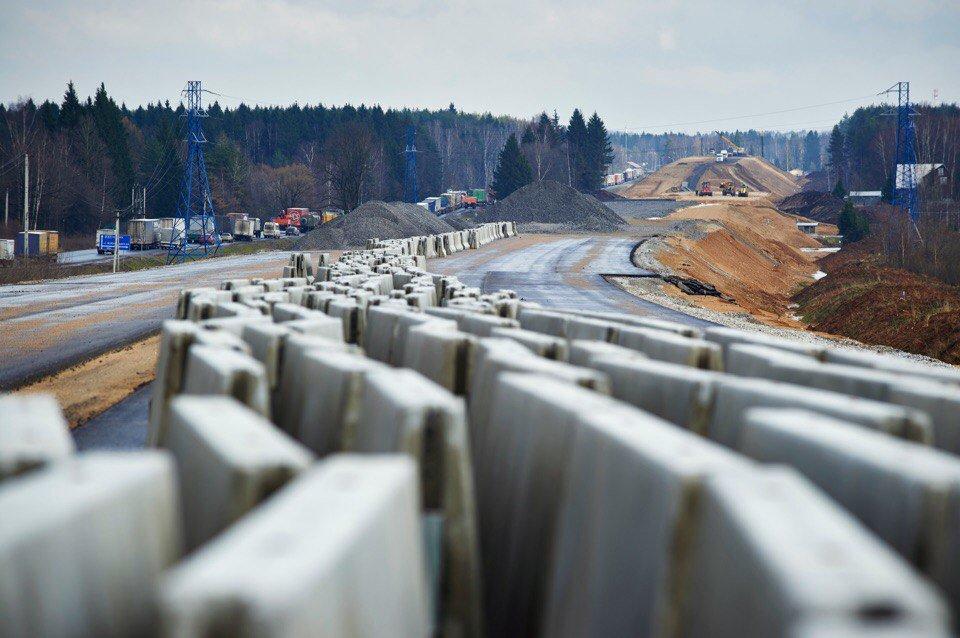 Строительство ЦКАД потребует дополнительных затрат в 45 млрд рублей