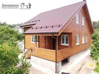 Каркасные дома от строительной компании