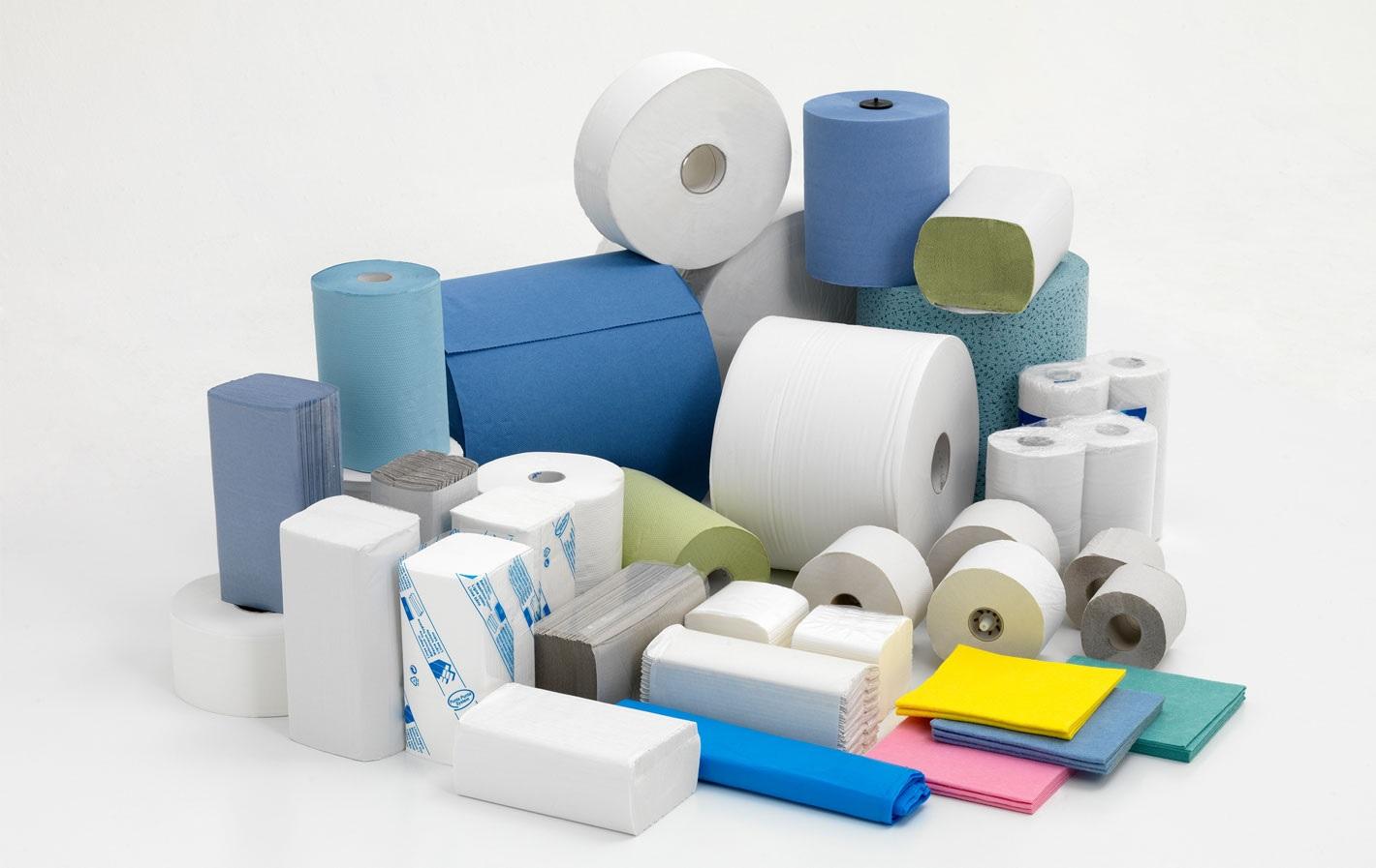 Бумажные салфетки оптом от производителя ПК Льюст