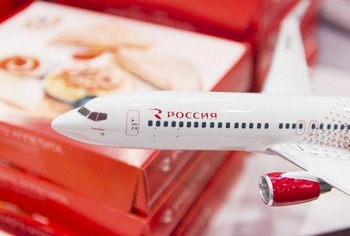 Авиаперевозчик «Россия» обзавелся собственным интернет-магазином