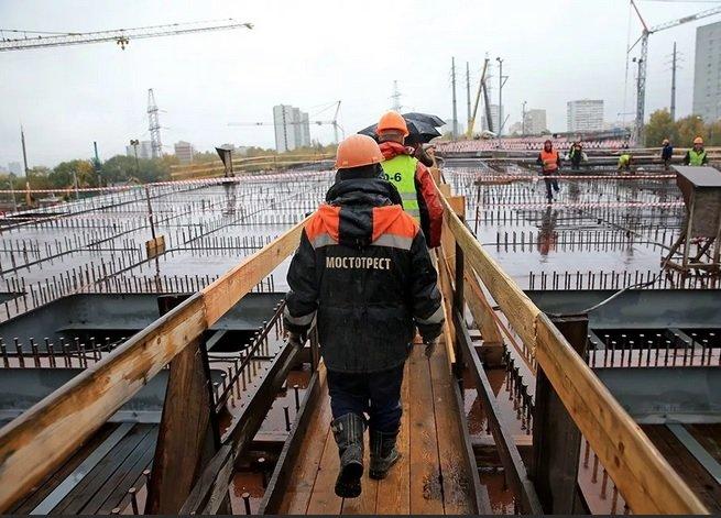 «ВЭБ.РФ» готовится к выкупу блокирующего пакета акций «Мостотреста»