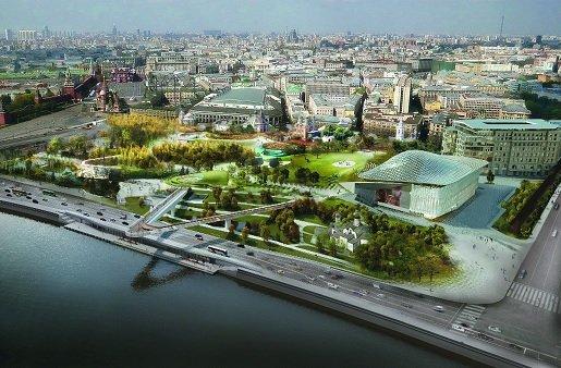 В московских парках протестируют 5G-связь