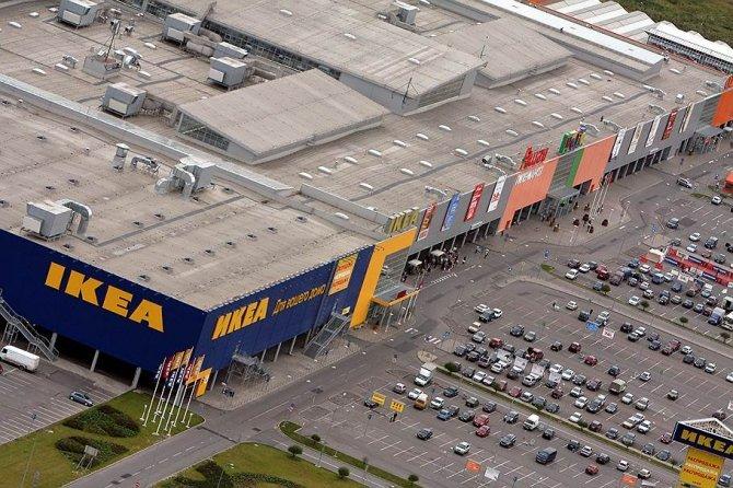 «IKEA» вернулась к проекту строительства ТЦ «Мега» в пределах МКАД