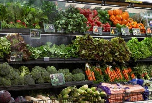 С прилавков московских магазинов пропала импортная зелень